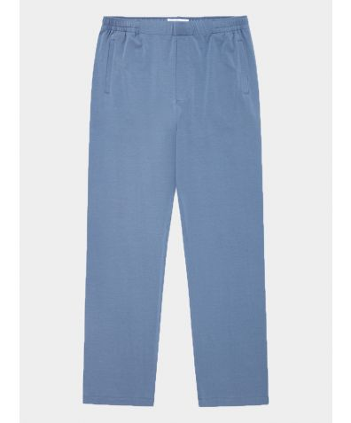 Jersey Pyjama Trouser - Mineral Blue