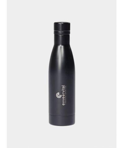 Thermal Water Bottle - Black, 500ml