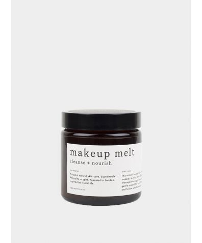 Makeup Melt: Cleanse + Nourish