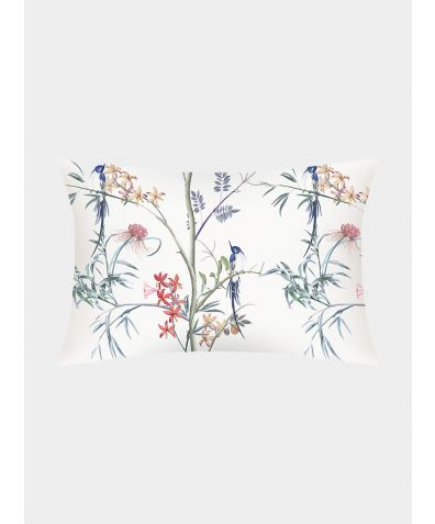 Silk Pillowcase 25 Momme - Hummingbird