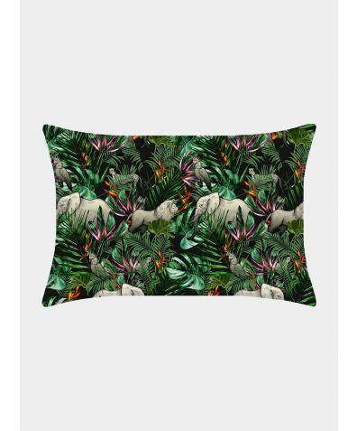 Silk Pillowcase 25 Momme - Jungle
