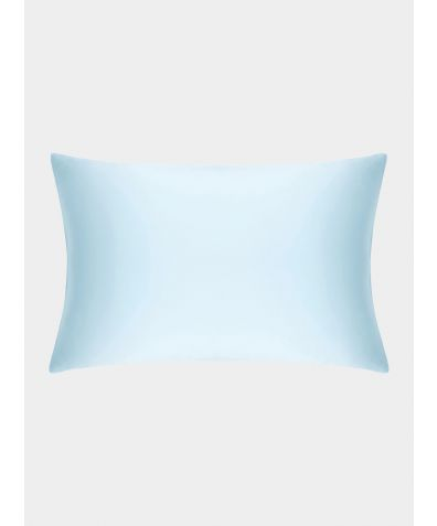 Silk Pillowcase 25 Momme - Pastel Blue