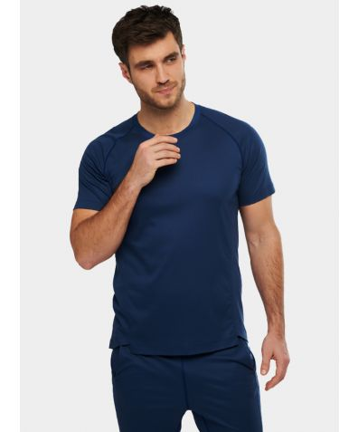 Men's Nattrecover® Sleep Tech T-Shirt - Stone Blue