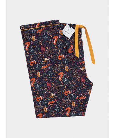 Men's Cotton Pyjama Trouser - Woodland