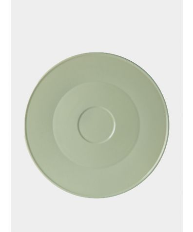 Unison Ceramic Large Plate (Set of 4) - Mint