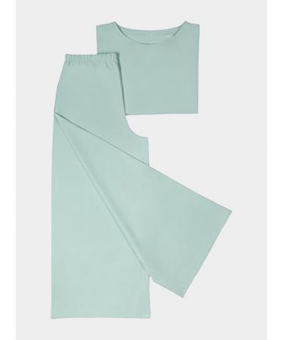 The SERENE Loungewear Set - Mint