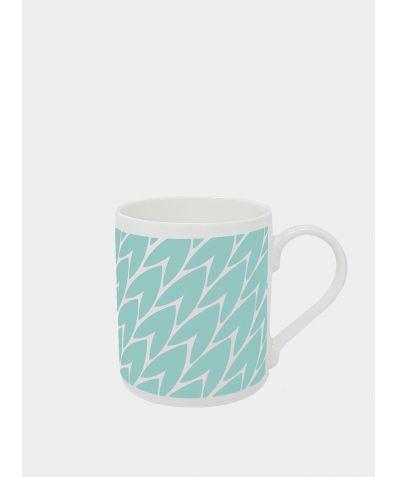 Leaf Mug - Mint