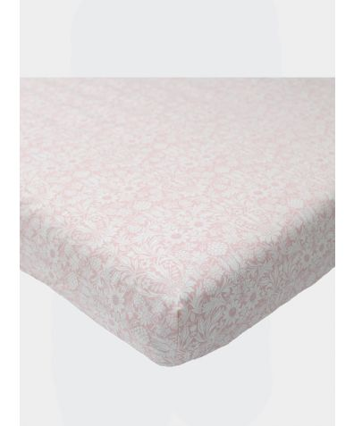 Liberty Print Fitted Sheet - Mortimer