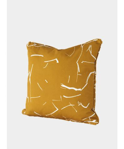 No 2: Mustard Cushion