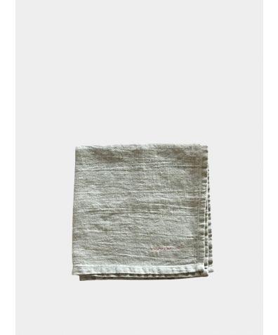Linen Square Napkin - Natural