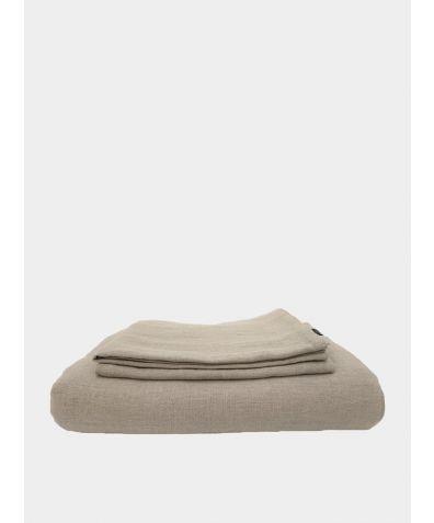 Linen Bedding Set - Natural