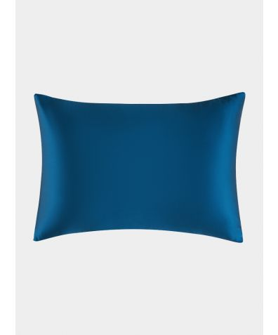 Silk Pillowcase - Navy Blue