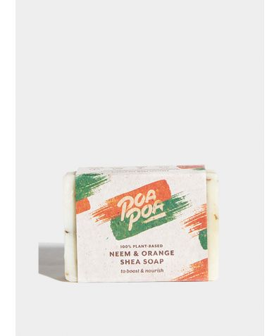 Neem & Orange Natural Soap,100g