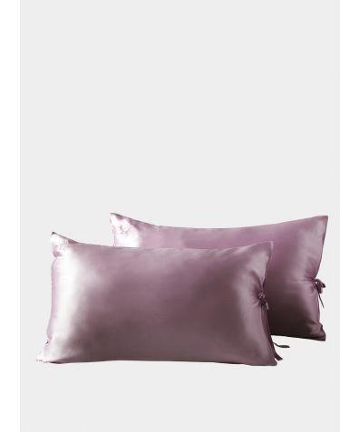 Classic Silk Pillowcase - Purple