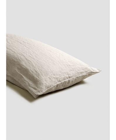 Linen Pillowcases (Pair) - Oatmeal