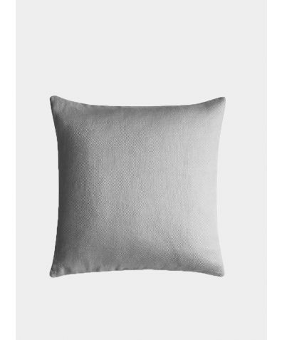 Linen Cushion Cover Motte Collection - Pale Grey