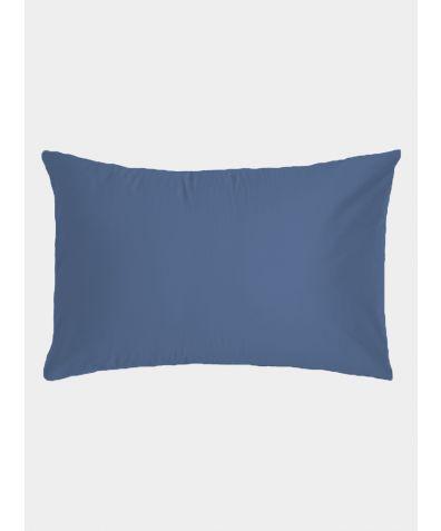 500 Thread Count Cotton Sateen Pillowcases (Pair) - Libra Blue