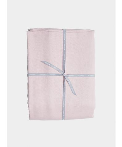 Stonewashed Linen Duvet Cover – Pink
