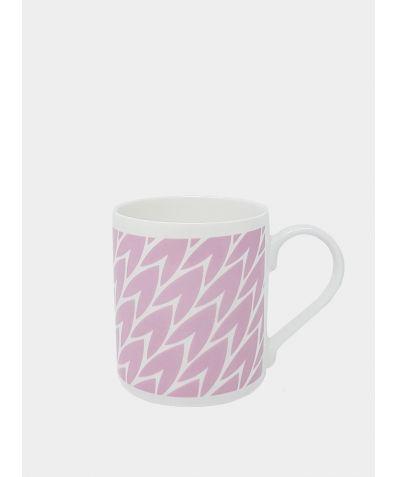 Leaf Mug - Pink