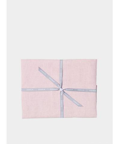 Stonewashed Linen Pillowcases (Pair) – Pale Pink