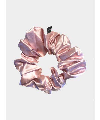 Silk Scrunchie - Pink