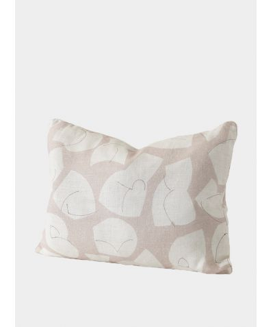 No 1: Plaster Pink Cushion