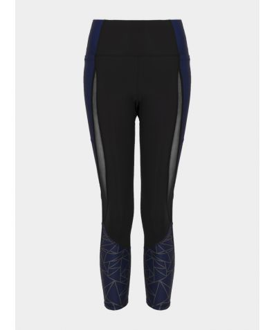 Power On Leggings - Royal Blue