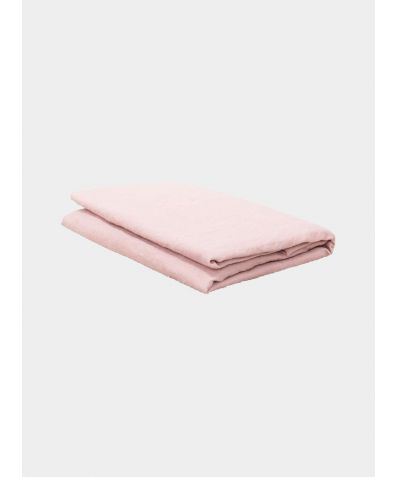 Lisbon Linen Pillowcases (Pair) - Blush
