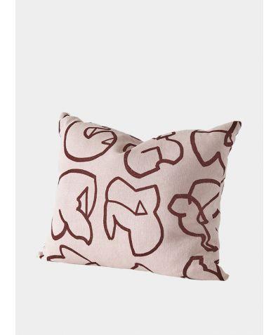Icon: Pudding Pink Cushion