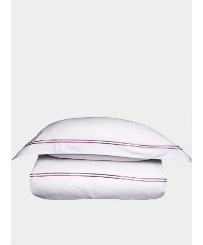 300 Thread Count Cotton Sateen Duvet Cover - Mink