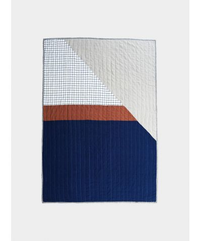 Quilted Cotton Throw - Yōso