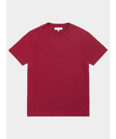 Relax Cotton T-Shirt - Red Stripe