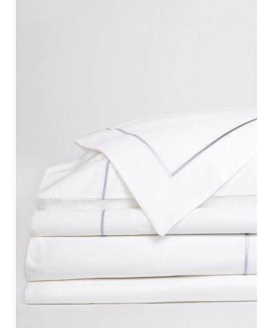 Regale Organic Cotton Duvet Cover - Grey