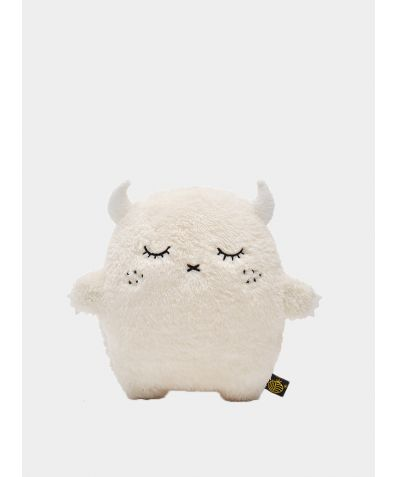 Plush Toy – Ricepuffy White