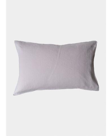 Linen Pillowcase - Rose