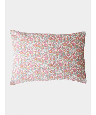 Liberty Print Pillowcase - Betsy Rose