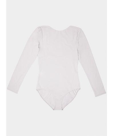The SALON Bodysuit - Grey