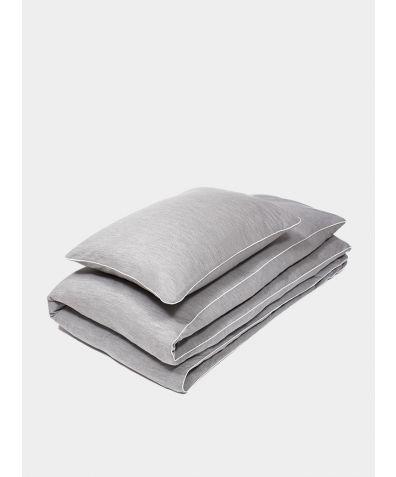 Merino Bed Set – Shadow Grey