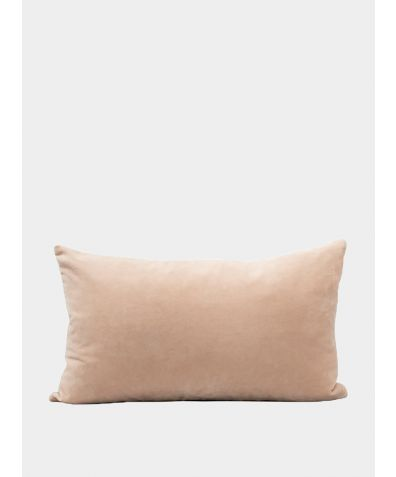Misi Velvet Cushion - Shell
