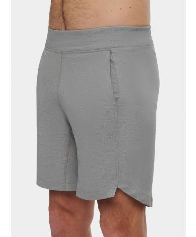Men's Nattrecover® Sleep Tech Shorts - Silver
