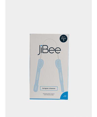 JiBee Tongue Cleaner - Sky Blue