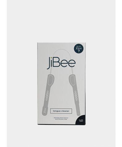 JiBee Tongue Cleaner - Slate Grey