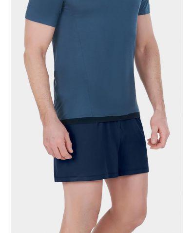 Men's Nattcool® Sleep Tech Boxer Shorts - Navy