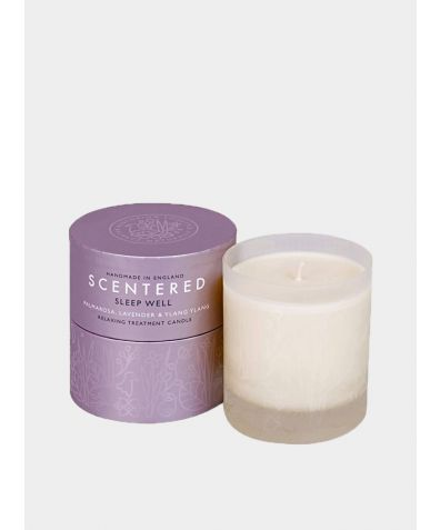 Sleep Well Home Therapy Candle, 220g