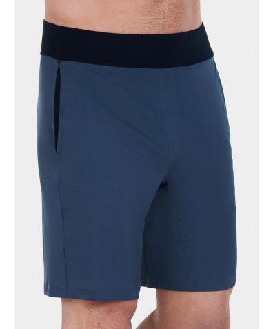 Men's Nattcool® Sleep Tech Boxer Shorts - Coastal Blue