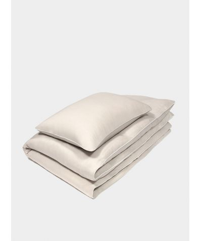 Merino Bed Set – Soft Sand