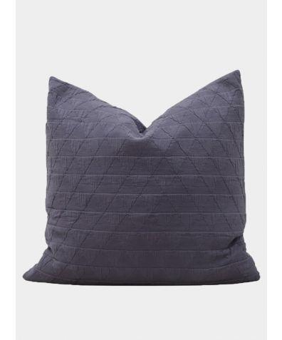 Stockholm Cushion - Slate Grey