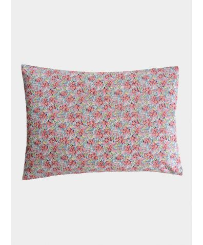 Liberty Print Pillowcase - Swirling Petals