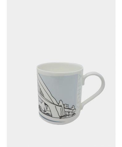 Cityscape Mug - Sydney