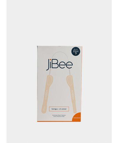 JiBee Tongue Cleaner - Tangerine